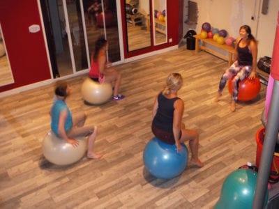 Fitness Ball Class