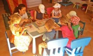 Busy Kids in Kids Club