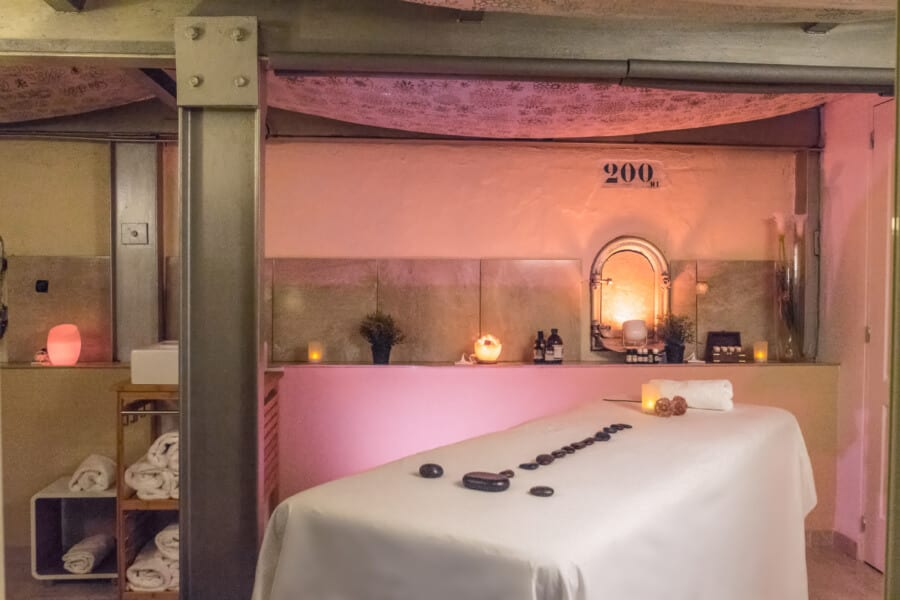 Massage at Imagine Roussillon