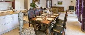 FR dining room