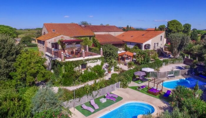 Child Friendly South of France Resort