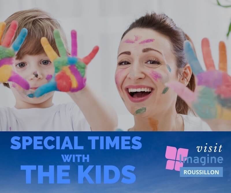 special times with kids