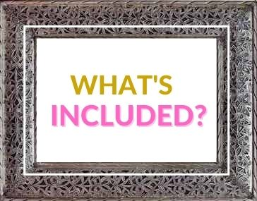 WHAT IS INCLUDED
